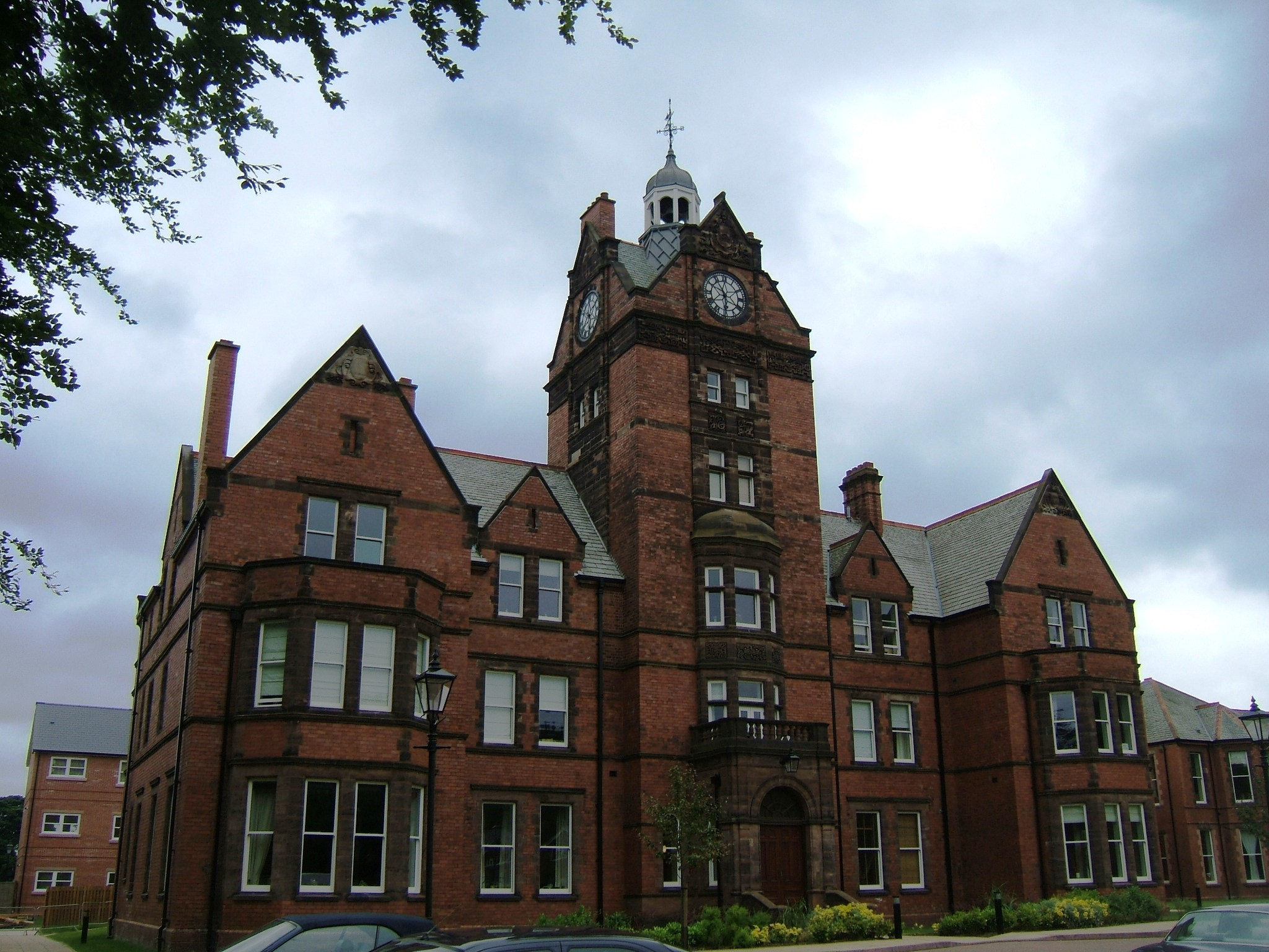St Edward's Hospital, Cheddleton
