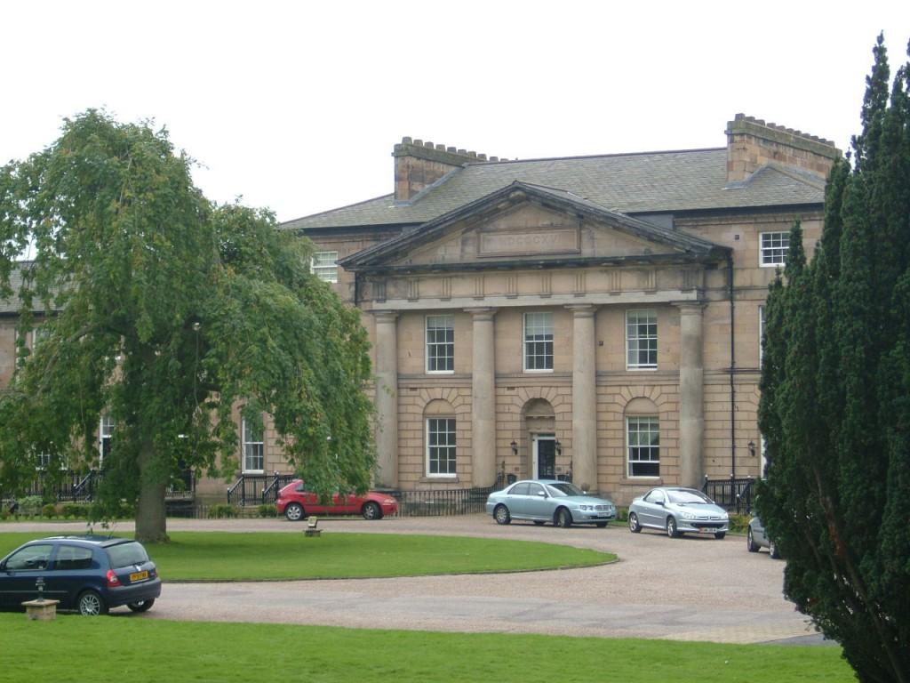 Lancaster Moor Hospital, Lancaster