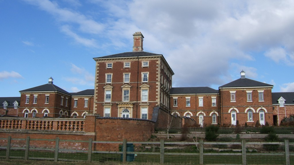 Powick Hospital, Worcester