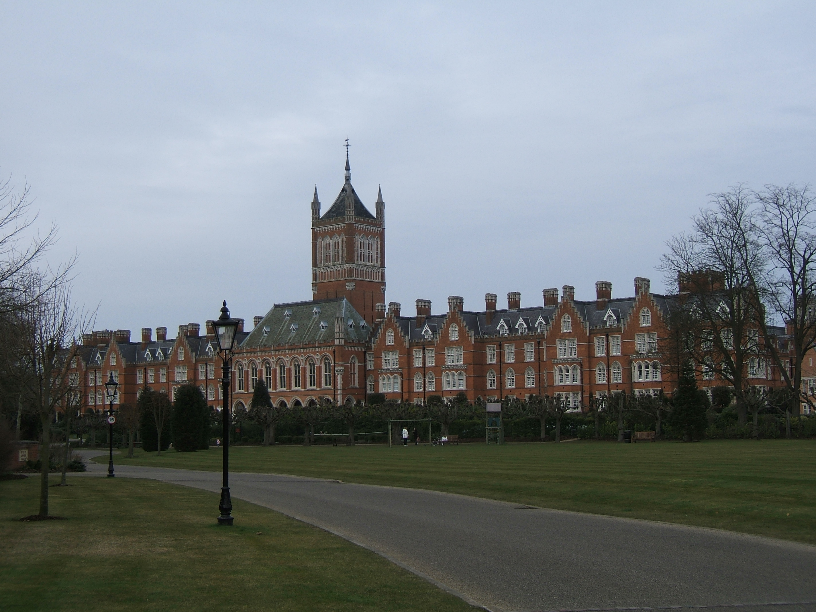 Royal Holloway Sanatorium, Virginia Water