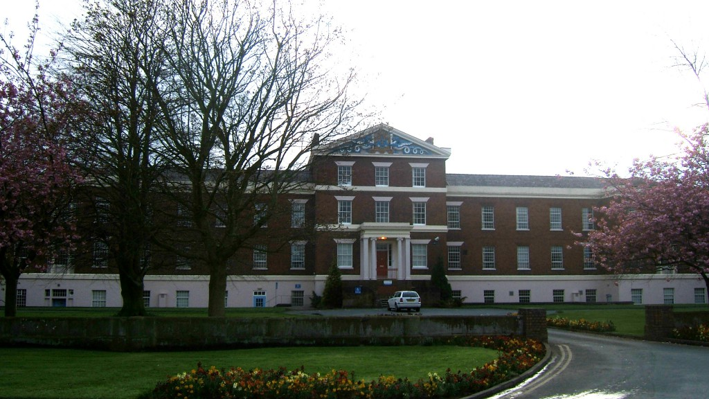 West Cheshire Hospital, Chester