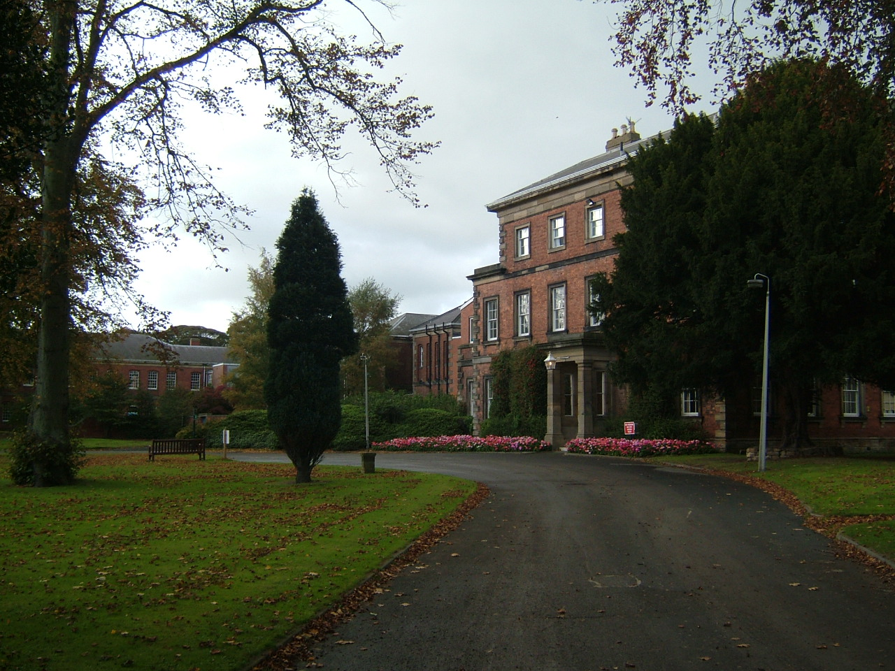 St George's Hospital, Morpeth
