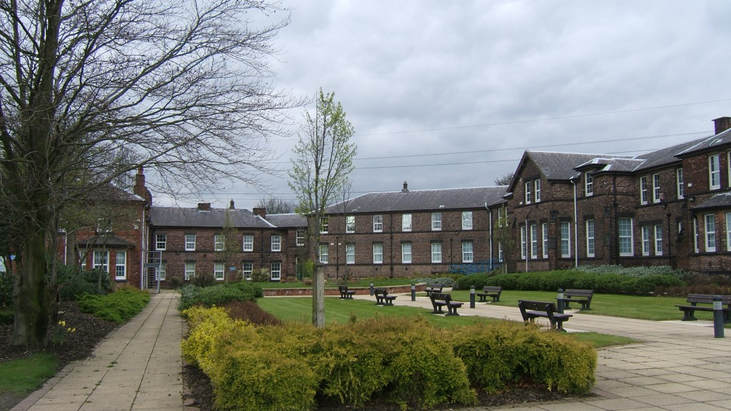 Prestwich Hospital, Manchester