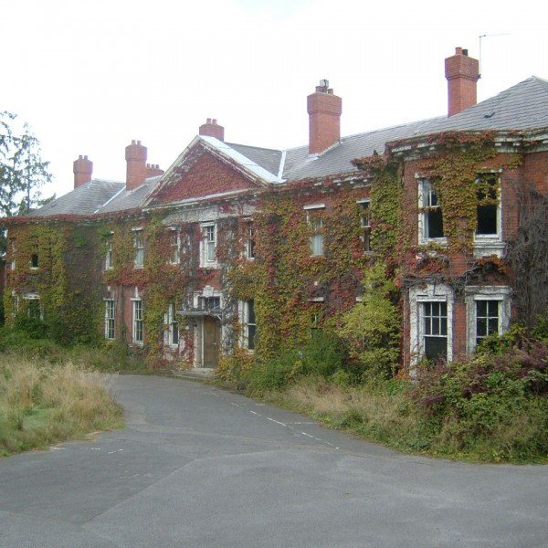 Looking back at West Park Mental Hospital (2008 – 2011)