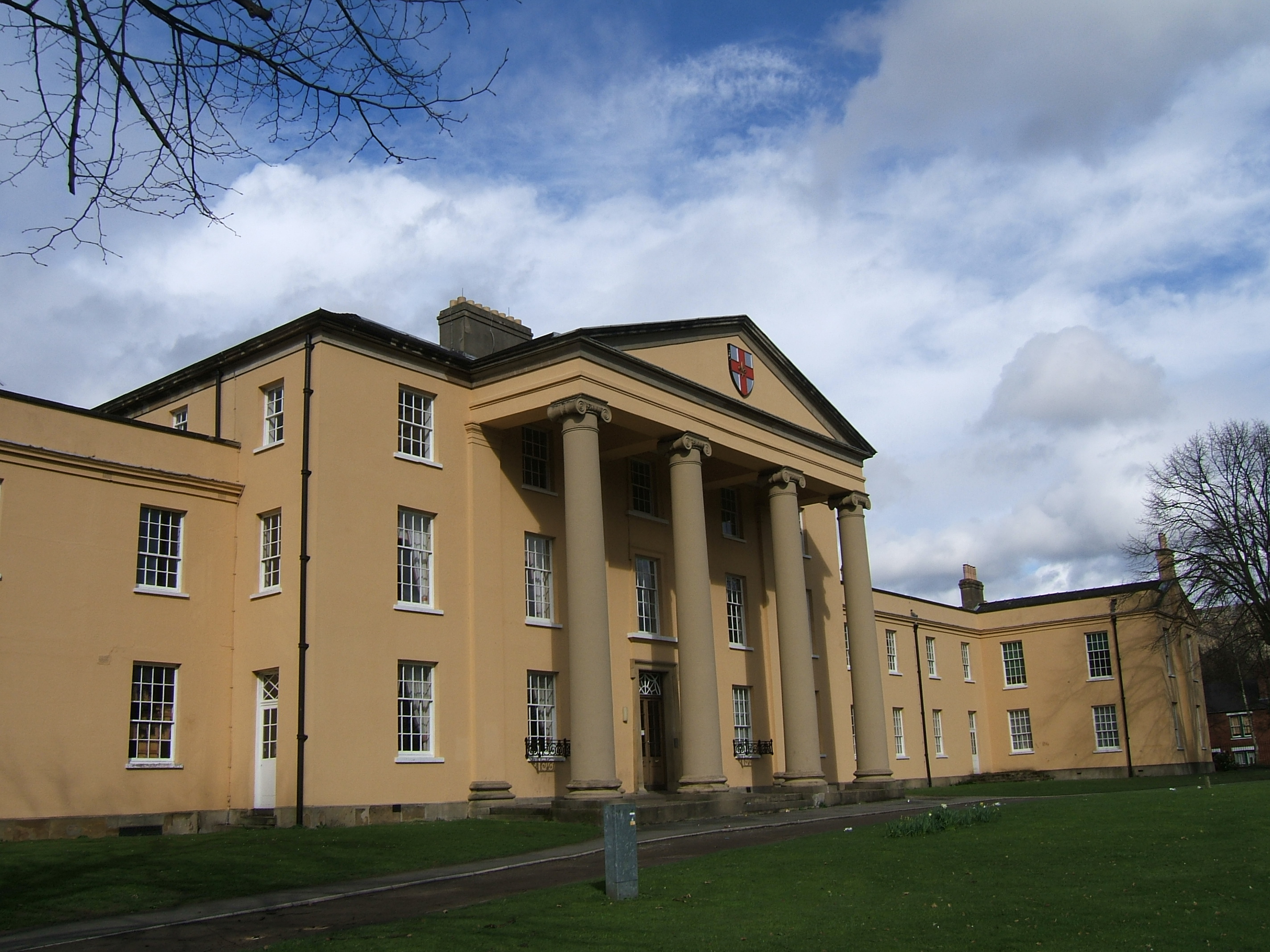 The Lawn Hospital, Lincoln