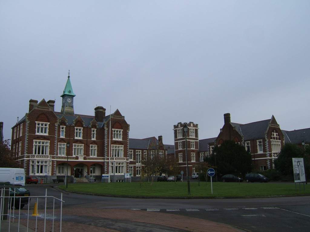 St. James' Hospital, Portsmouth