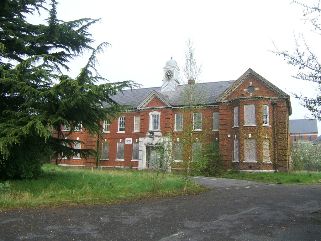 Park Prewett Hospital, Sherborne St.John