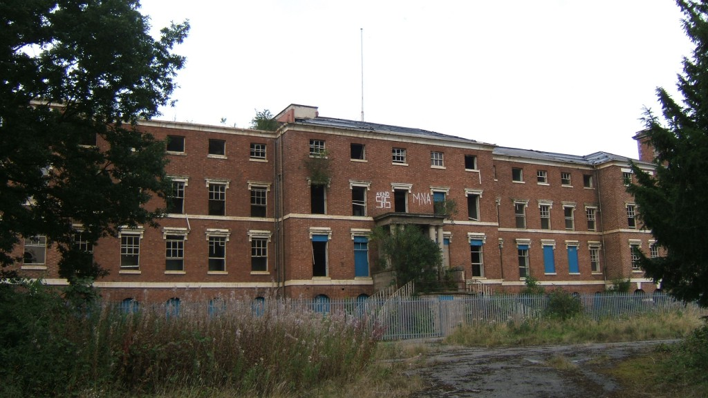 St George's Hospital, Stafford