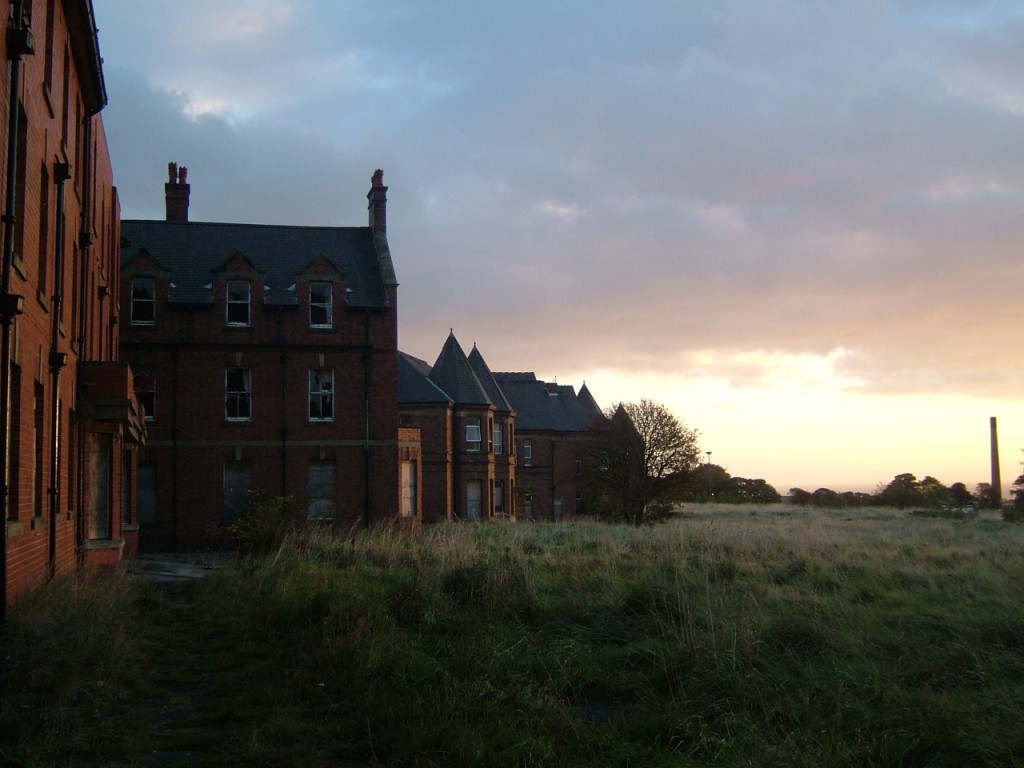 Cherry Knowle Hospital, Ryhope