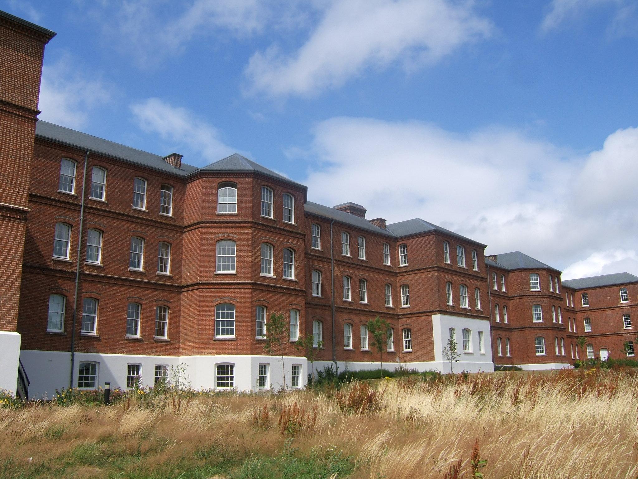Knowle Hospital Fareham County Asylums