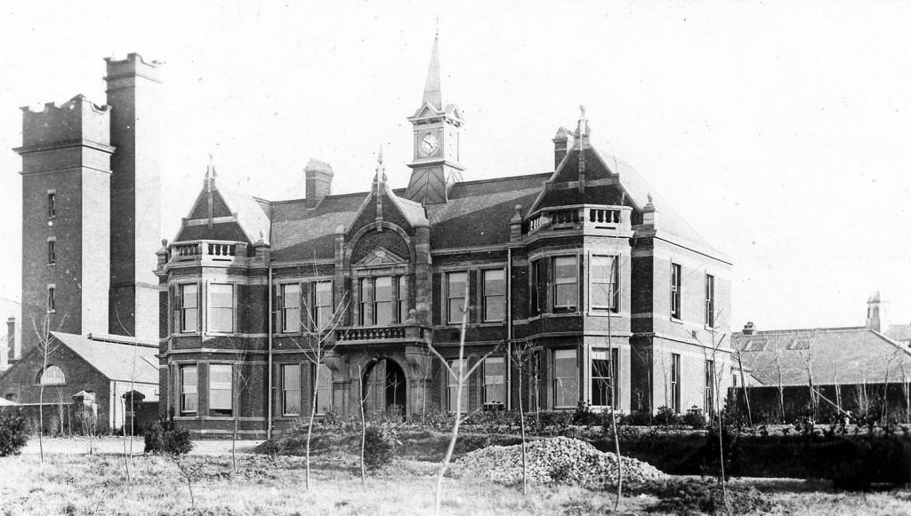Rauceby Hospital, Sleaford