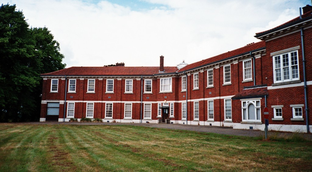 Hellesdon Hospital, Norwich