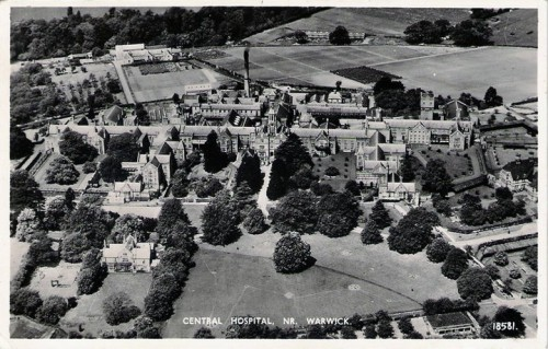Victorian Asylum Aerial Photographs County Asylums