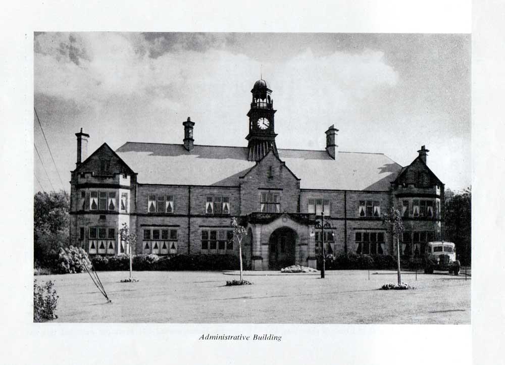 Storthes Hall Hospital, Huddersfield