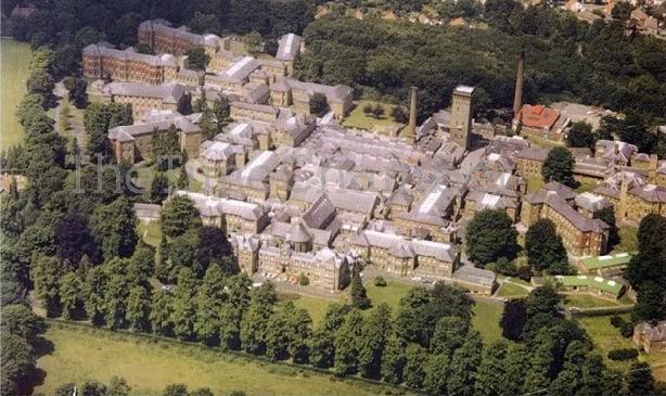 County Asylum History - Cane Hill Asylum