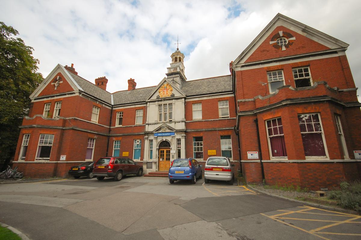 Goodmayes Hospital, Chadwell