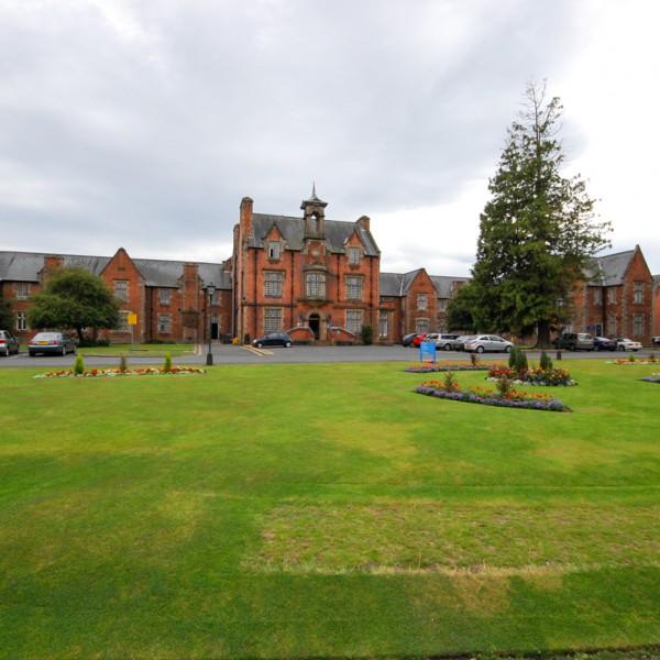 'The Big House – The History of Shelton Hospital