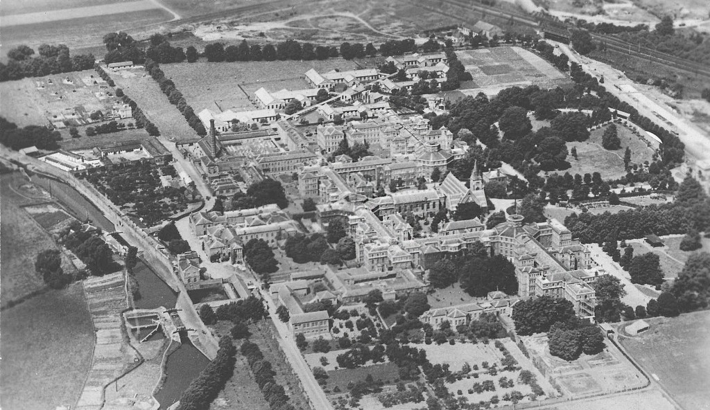 Hanwell_aerial_view