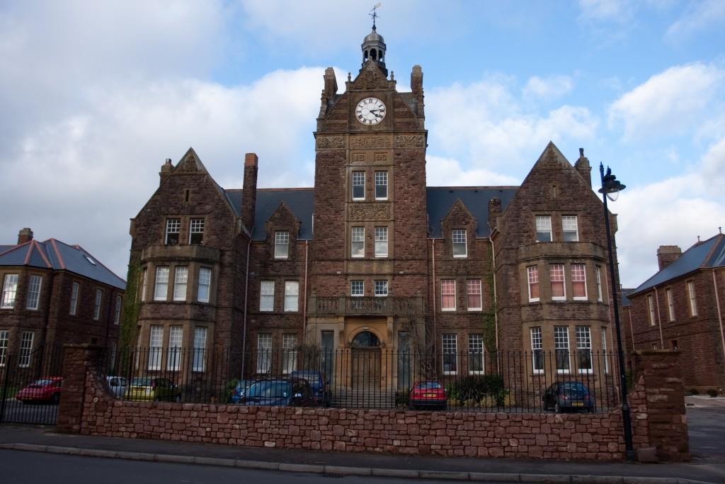 Tone Vale Hospital, Taunton