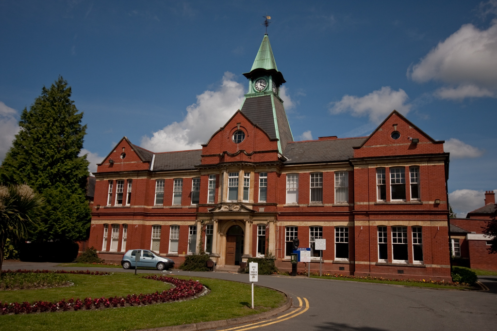St Cadoc's Hospital