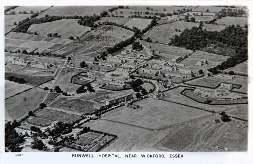 Runwell Hospital, Wickford