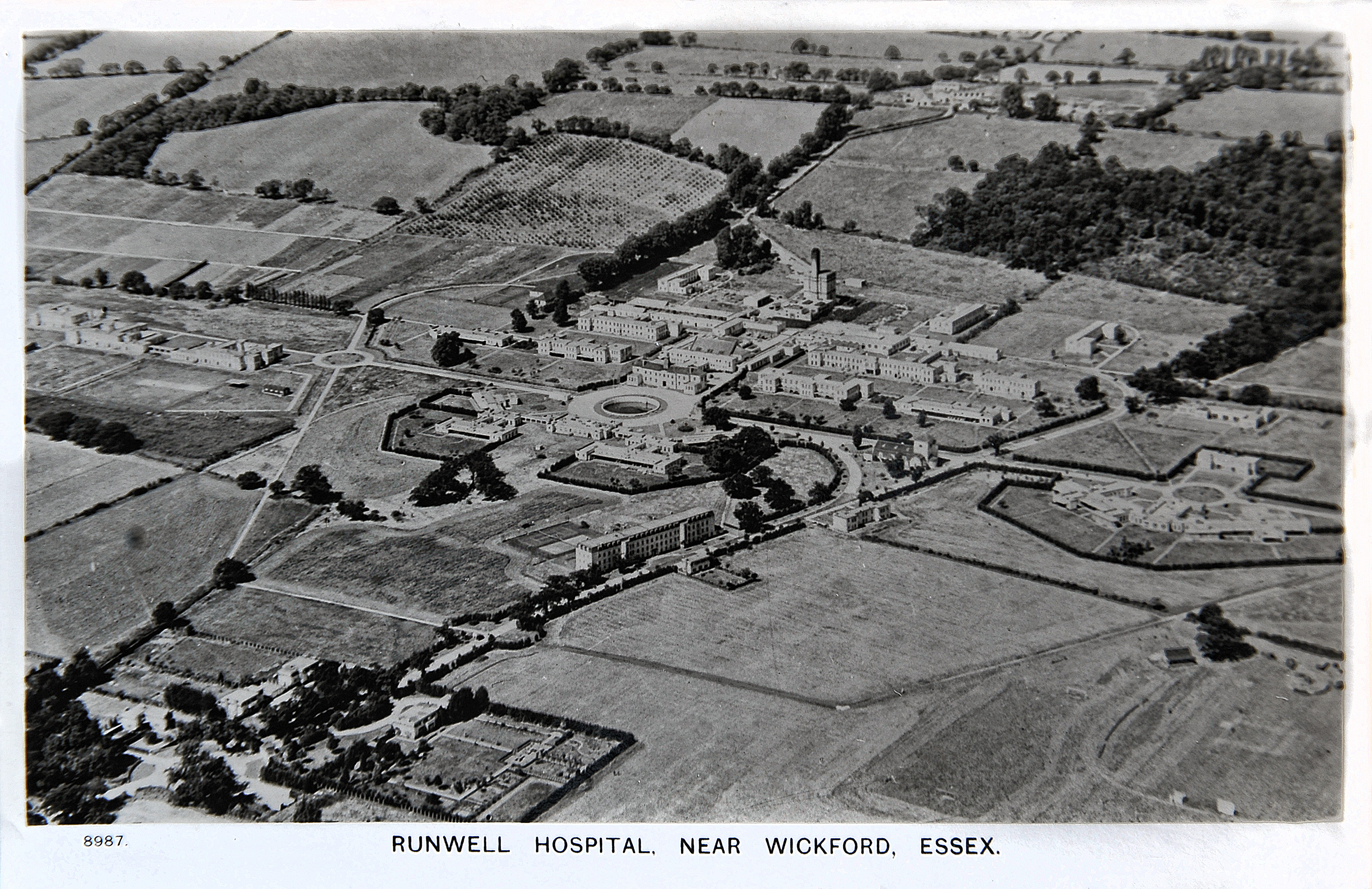 Runwell Hospital, Wickford