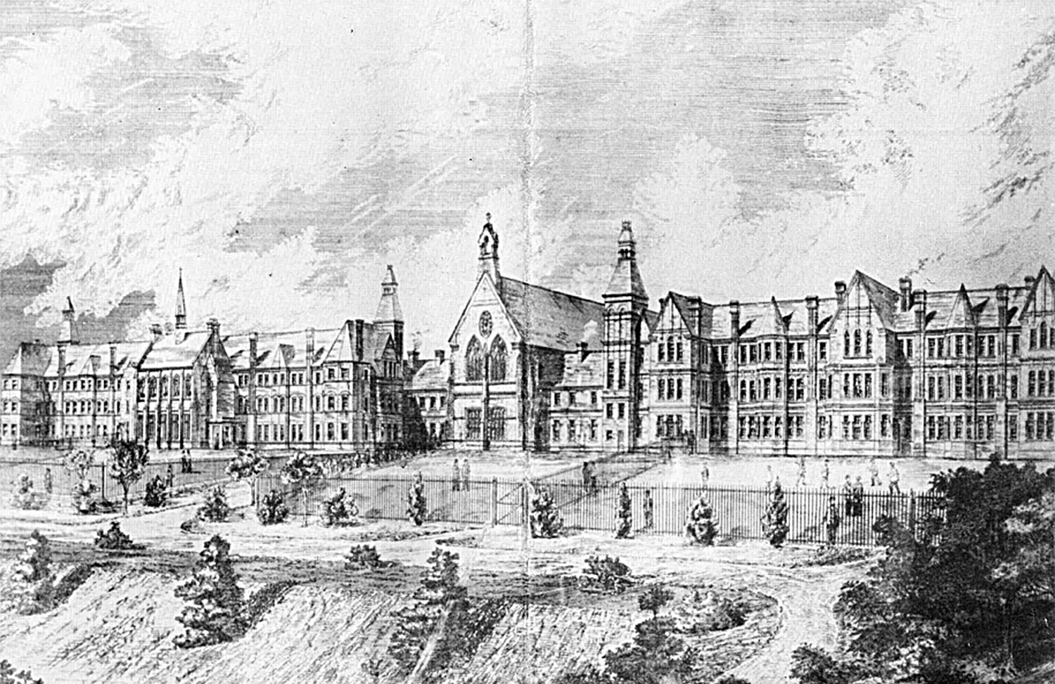 Mapperley Hospital, Nottingham
