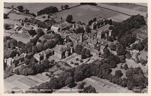 St. Audry's Hospital, Woodbridge