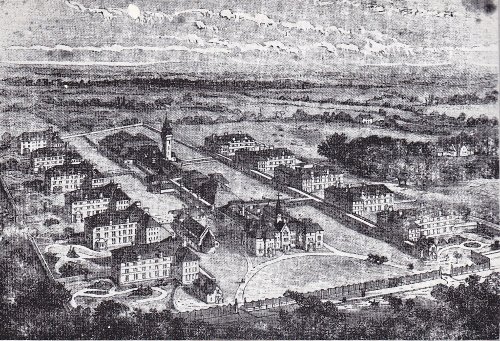 St. Lawrence's Hospital, Caterham