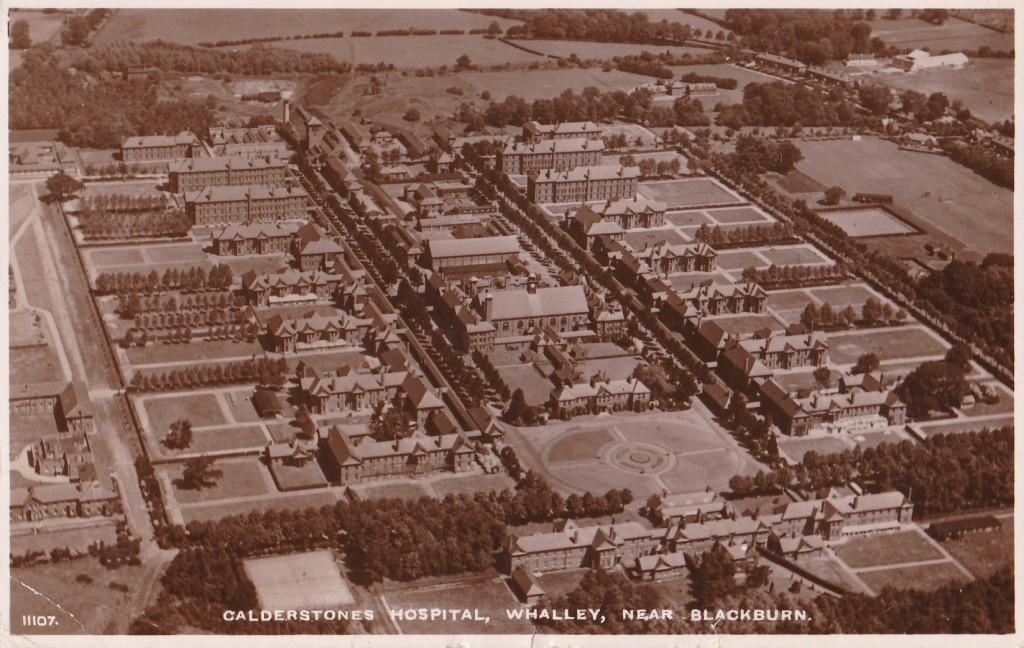 Calderstones Hospital, Whalley