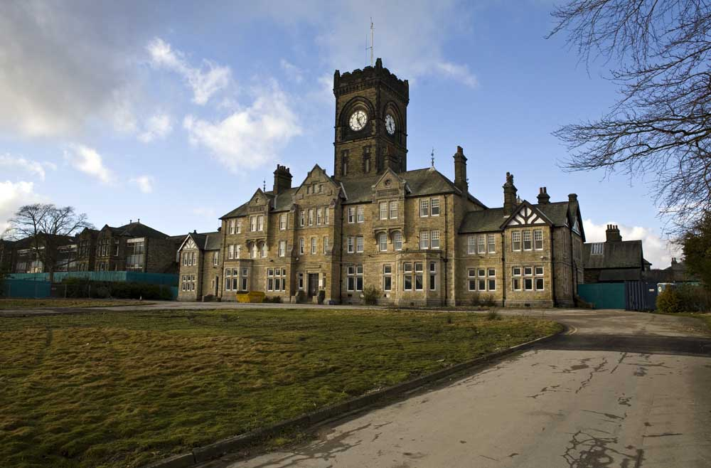 High Royds Hospital, Mentson