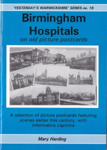 Birmingham Hospitals on Old Picture Postcards