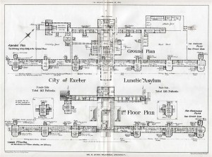 Original layout plan