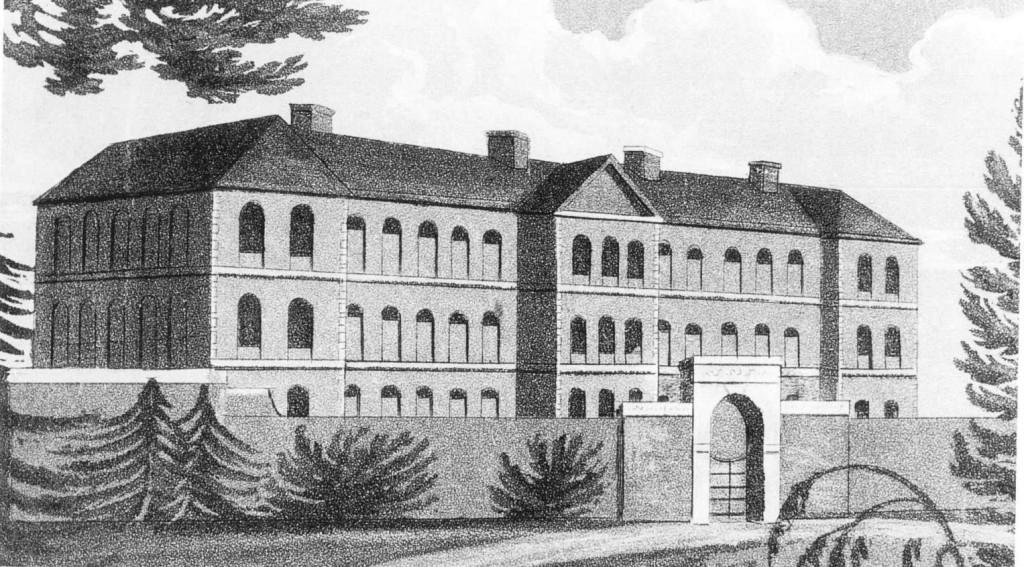 Bedford Asylum, Bedford