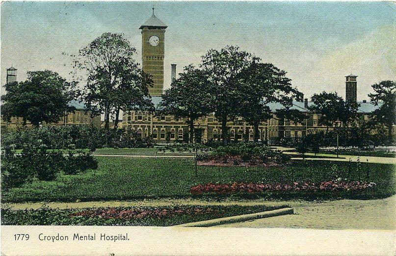 Warlingham Park Hospital, Chelsham