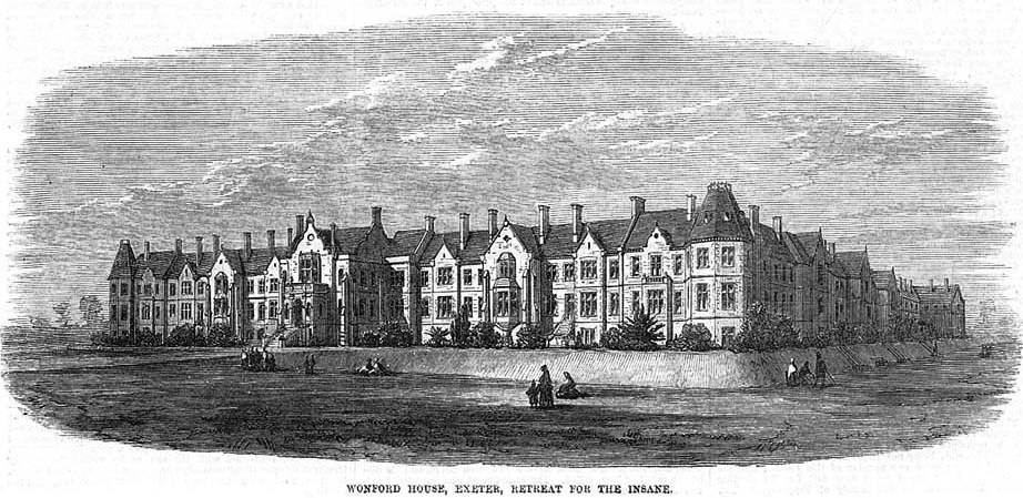 Wonford House Hospital, Exeter