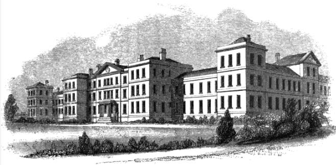 St. Andrew's Hospital, Northampton