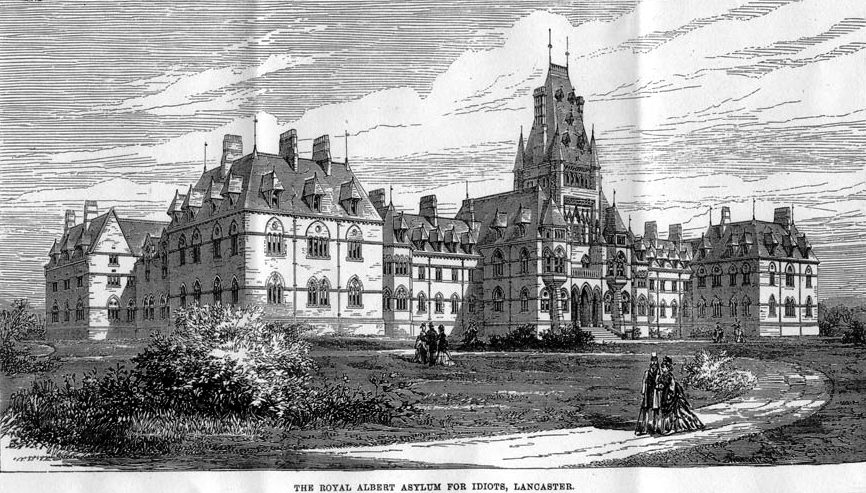 Royal Albert Hospital, Lancaster