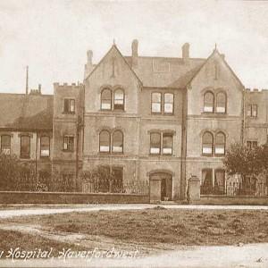 Haverfordwest Asylum, Haverfordwest