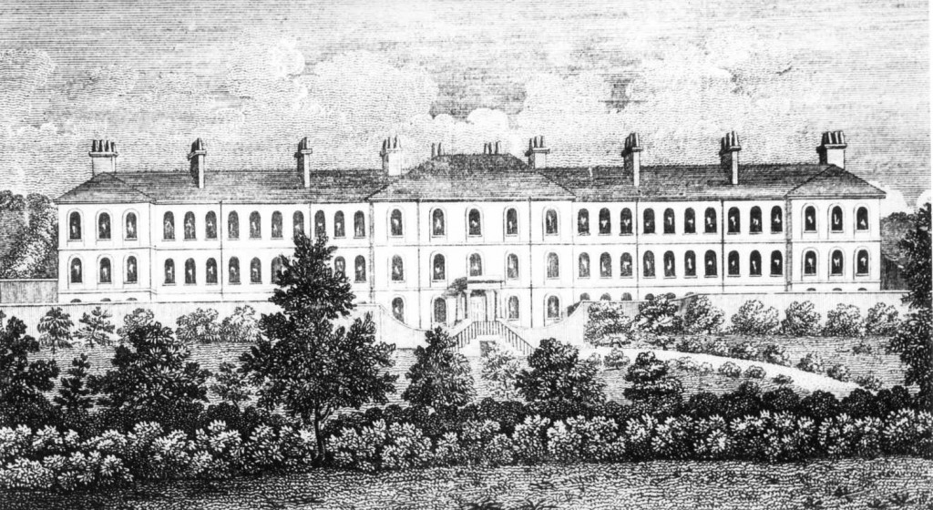 Sneinton Asylum, Nottingham