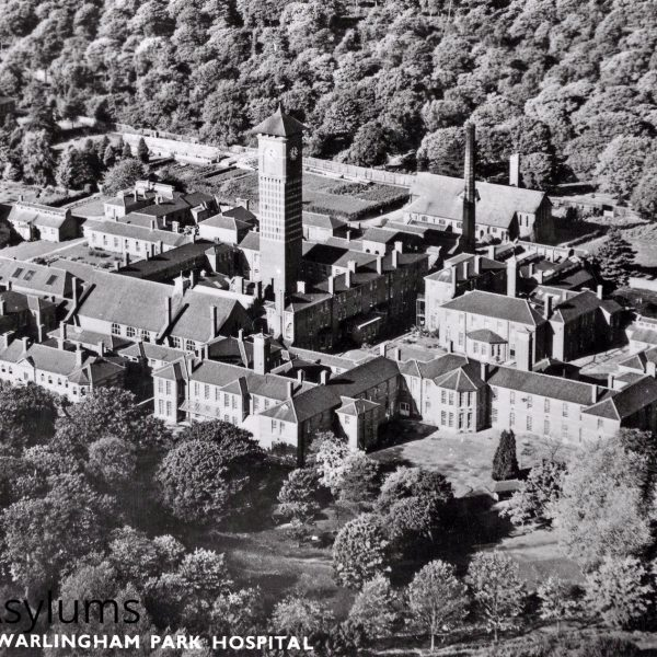 Victorian Asylum Aerial Photographs